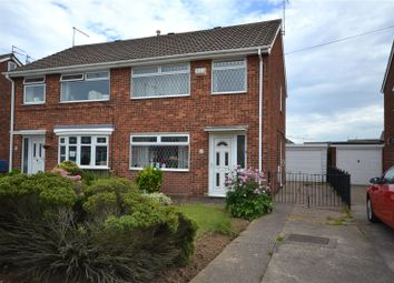 Thumbnail 3 bed semi-detached house for sale in Broad Oak, Bilton, Hull
