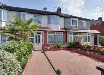 Thumbnail 3 bed terraced house for sale in Conway Crescent, Perivale, Greenford