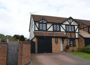 Thumbnail 4 bedroom detached house for sale in Measham Way, Lower Earley, Reading