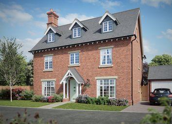 Thumbnail 5 bedroom detached house for sale in Millbrook Grange, Cottingham Drive, Moulton