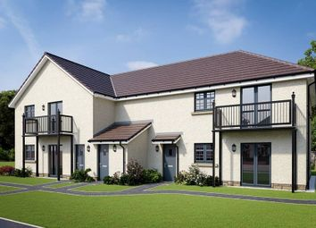"""Thumbnail 2 bed property for sale in """"Cottage Flats - Plot 5"""" at Bucksburn, Aberdeen"""