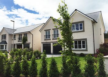 "Thumbnail 5 bedroom detached house for sale in ""Malborough"" at Crathes, Banchory"