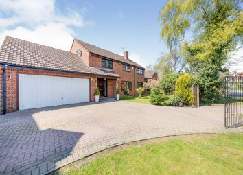 Thumbnail 5 bed detached house for sale in Park View, Sturry, Canterbury