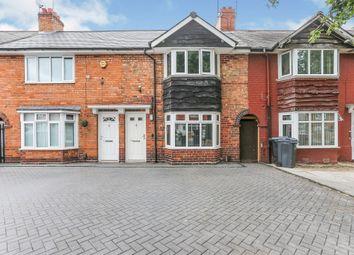 Thumbnail 3 bedroom terraced house for sale in Pelham Road, Saltley, Birmingham