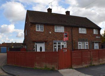 Thumbnail 2 bed semi-detached house for sale in 107 Garron Lane, South Ockendon, Essex