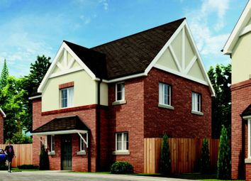Thumbnail 4 bed detached house for sale in The Himley St Dominics Place, Hartshill, Stoke-On-Trent