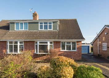 Thumbnail 3 bed semi-detached house for sale in Minster Close, Wigginton, York