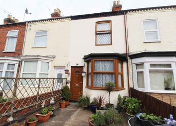 Thumbnail 2 bedroom terraced house for sale in Harley Road, Great Yarmouth