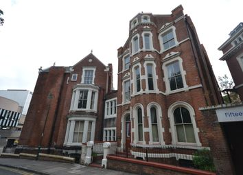 Thumbnail 1 bed flat to rent in Wellington Circus, Nottingham