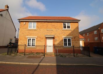 Thumbnail 4 bed detached house to rent in Chipchase Mews, Gosforth, Newcastle Upon Tyne