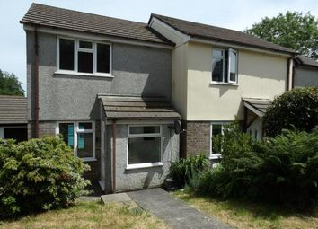 Thumbnail 2 bed terraced house for sale in St. Cleer, Liskeard, Cornwall