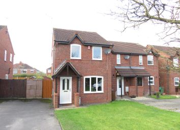 Thumbnail 3 bed detached house for sale in Charnley Road, Stafford