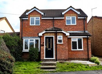 Thumbnail 3 bed detached house for sale in Juniper Close, Lutterworth