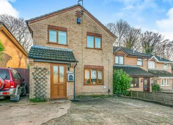 Thumbnail 4 bedroom detached house for sale in Ixworth Close, Abington, Northampton