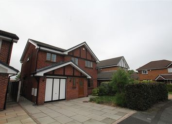 Thumbnail 5 bed property to rent in Burrington Close, Fulwood, Preston