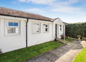 Thumbnail 1 bed terraced bungalow for sale in Millfield Park, Brampton Road, Huntingdon