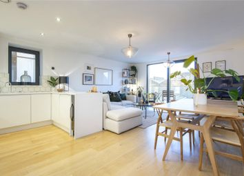 Thumbnail 3 bed flat for sale in Burke House, Dalston Square, London