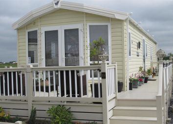 Thumbnail 2 bedroom mobile/park home for sale in Bluewater, Seaview Holiday Park, St. Johns Road, Whitstable