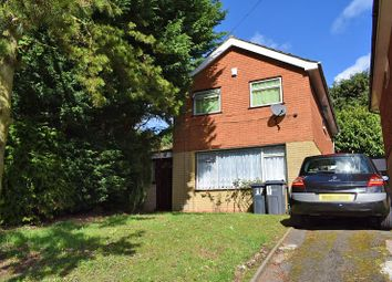 Thumbnail 3 bed detached house for sale in Doulton Close, Birmingham