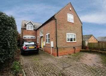 Thumbnail 4 bed detached house for sale in The Green, Loughborough, Leicestershire