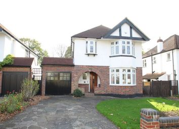 Thumbnail 3 bedroom detached house to rent in Kingsway, Petts Wood, Orpington, Kent