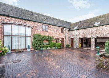 Thumbnail 3 bed barn conversion for sale in Mill Lane, Aldridge/Little Aston Borders, Walsall, West Midlands