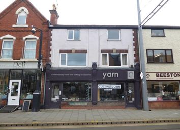 Thumbnail 1 bedroom flat for sale in 53-55 Chilwell Road, Beeston
