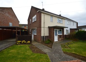 Thumbnail 3 bed semi-detached house for sale in Hampden Road, Maidenhead, Berkshire