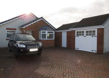 Thumbnail 3 bed detached bungalow for sale in Symons Close, Stockton-On-Tees