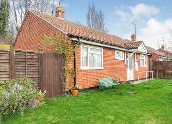 Thumbnail 3 bed detached bungalow for sale in Kingscroft, Dersingham, King's Lynn