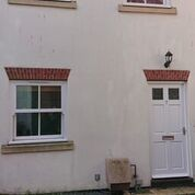 Thumbnail 2 bed terraced house to rent in Queens Court, Exmouth