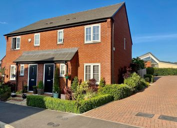 Thumbnail 3 bed semi-detached house for sale in Burrow Drive, Rothley, 7