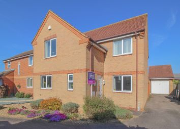 Thumbnail 4 bed detached house for sale in St. Marys Close, Elstow, Bedford