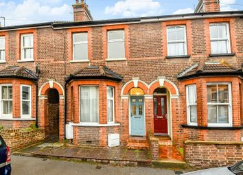 Thumbnail 3 bed terraced house for sale in Royston Road, St Albans