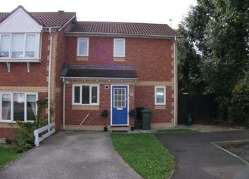 Thumbnail 2 bed semi-detached house to rent in Larch Drive, Cross Inn, Llantrisant
