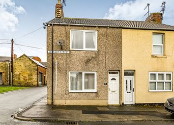Thumbnail 2 bed terraced house for sale in Jackson Street, Spennymoor