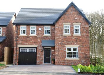 "Thumbnail 4 bed detached house for sale in ""The Harley"" at D'urton Lane, Broughton, Preston"
