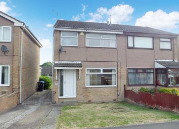 Thumbnail 3 bed semi-detached house for sale in Dominoe Grove, Intake, Sheffield