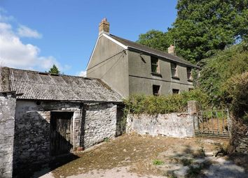 Thumbnail 2 bed farm for sale in Whitemill, Carmarthen