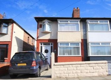 Thumbnail 3 bed semi-detached house for sale in Hilary Road, Liverpool, Merseyside