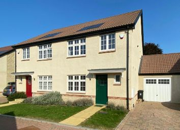 The Chestnuts, Winscombe BS25. 4 bed semi-detached house