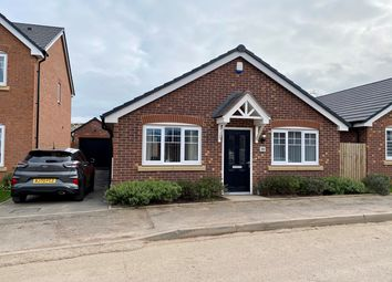Thumbnail 2 bed detached bungalow for sale in Cabinhill Road, Ribbonfields, Nuneaton