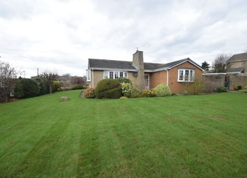 Thumbnail 3 bedroom detached bungalow for sale in Holgate Road, Pontefract