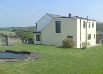 Thumbnail 5 bed detached house to rent in Soldon Cross, Sutcombe, Holsworthy