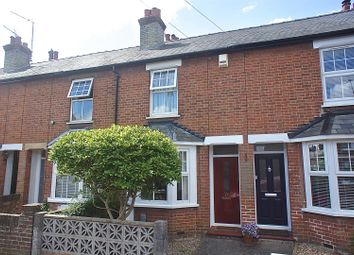 Thumbnail Terraced house for sale in Balmoral Road, Hitchin