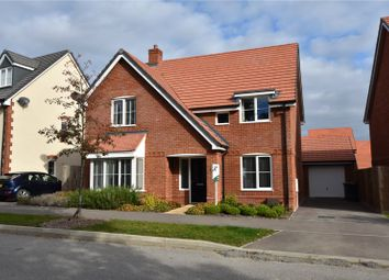 Thumbnail Detached house for sale in Sorrel Crescent, Didcot, Oxfordshire