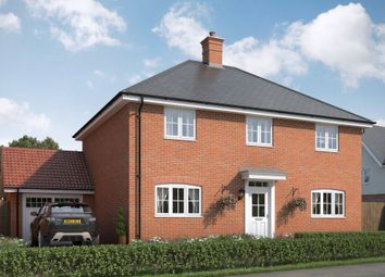 Thumbnail 4 bed detached house for sale in The Sanderling At Countryside At Chesterwell, Mile End, Colchester, Essex
