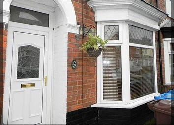 Thumbnail 2 bedroom end terrace house to rent in Thoresby Street, Princes Avenue, Hull