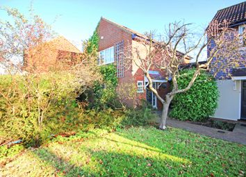 Thumbnail 4 bed link-detached house for sale in The Lindens, Loughton