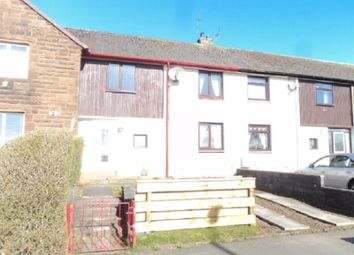 Thumbnail 3 bedroom terraced house for sale in Alloway Road, Dumfries, Dumfries And Galloway.
